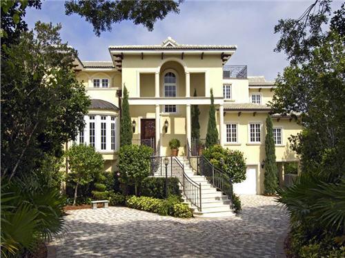 $4.8 Million Ocean Reef Mansion in Key Largo, Florida