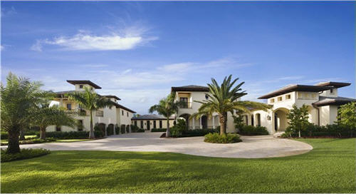 $9.5 Million Exquisite Mansion in Jupiter, Florida