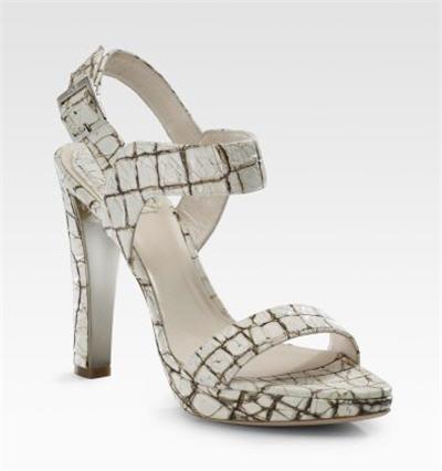 Dior Miss Dior Platform Sandals
