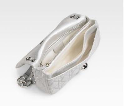 Dior Rendez-Vous Metallic Bag