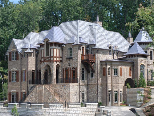 $5.3 Million European Mansion in Atlanta, Georgia