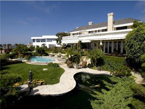 $9.75 Million European Masterpiece in Newport Beach, California