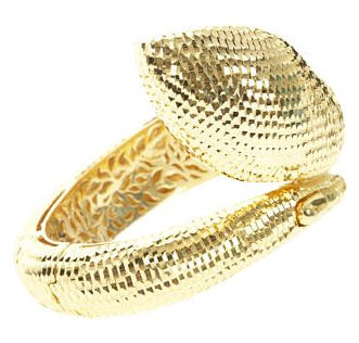 antonio-palladino-gold-snake-bracelet