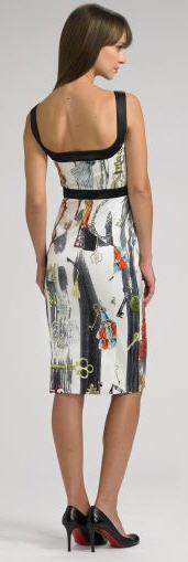 Diane von Furstenberg Marilyn Monroe Dress