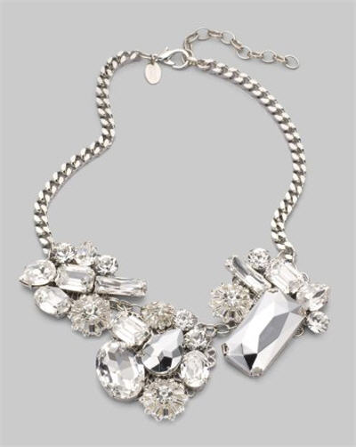 Erickson Beamon Innocence Necklace