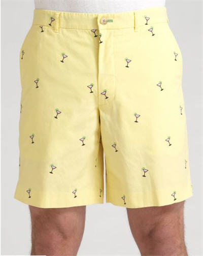 lilly-pulitzer-embroidered-cocktail-shorts