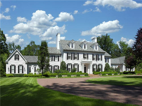 1000 Images About Colonial Colonial Revival Homes On