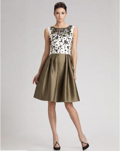 oscar-de-la-renta-embroidered-dress