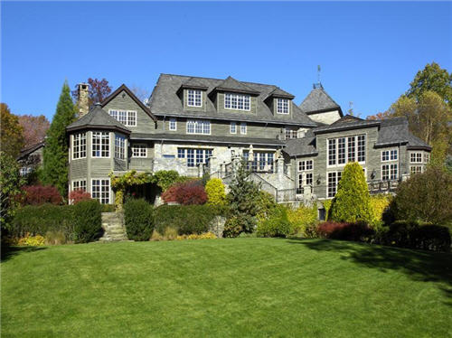 Estate Of The Day 13 7 Million Lakefront French Country