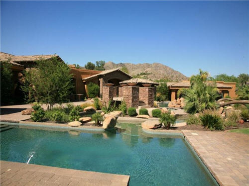 Estate Of The Day 8 7 Million Custom Home In Paradise