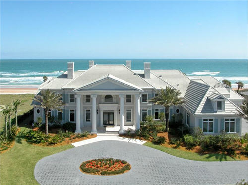 Estate Of The Day 8 5 Million Exquisite Oceanfront