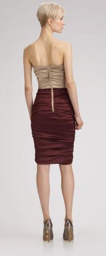 dolce-gabbana-strapless-ruched-satin-dress-2