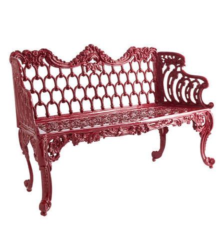 red-garden-bench-2