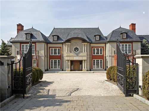 Estate Of The Day 19 5 Million Palatial Estate In