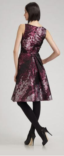 carolina-herrera-hydrangea-print-dress-2