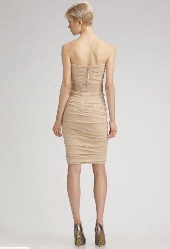 dolce-gabbana-strapless-silk-georgette-dress-2
