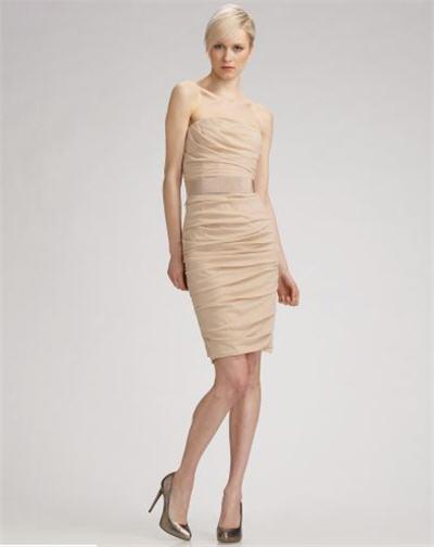 dolce-gabbana-strapless-silk-georgette-dress
