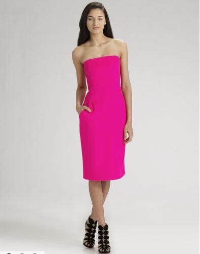 michael-kors-strapless-sheath-dress