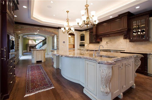 Estate Of The Day 11 5m Lions Crest French Country Manor House In