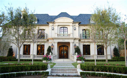 Estate Of The Day 8 7 Million Classic French Mansion In