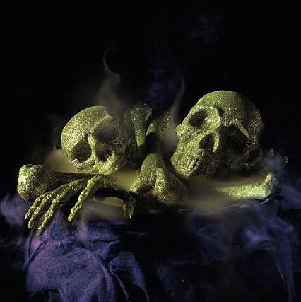 martha-stewart-glittered-skull-and-bones-set-2