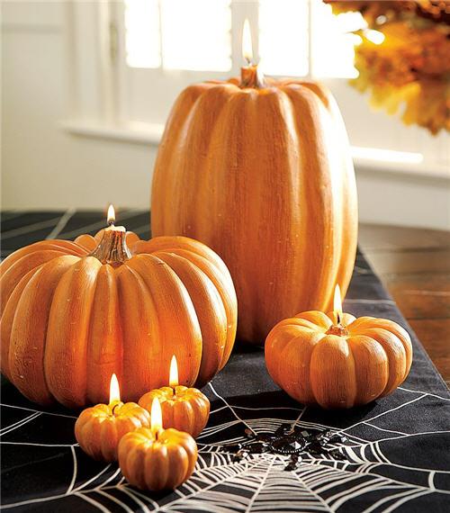 pumpkin-candles