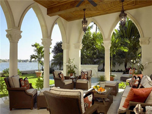 $17.5 Million Venetian Style Villa in Palm Beach Florida 6