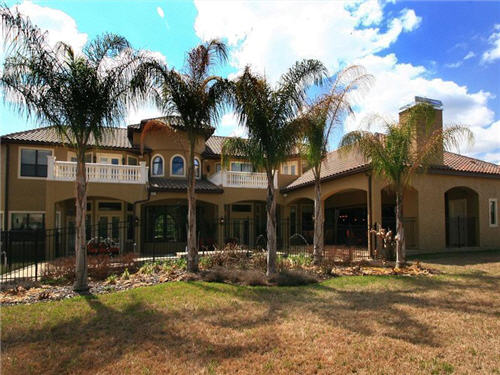 $2.3 Million Mediterranean Estate in Sanford Florida 14