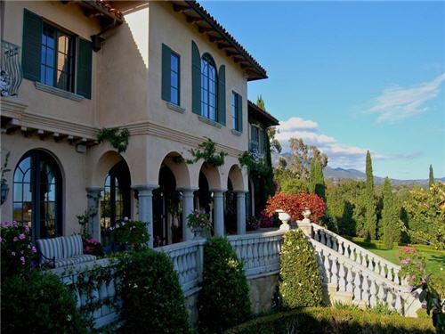 $21.5 Million Magnificent Ocean View Estate in Montecito California 10