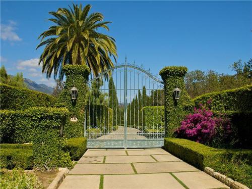 $21.5 Million Magnificent Ocean View Estate in Montecito California 2