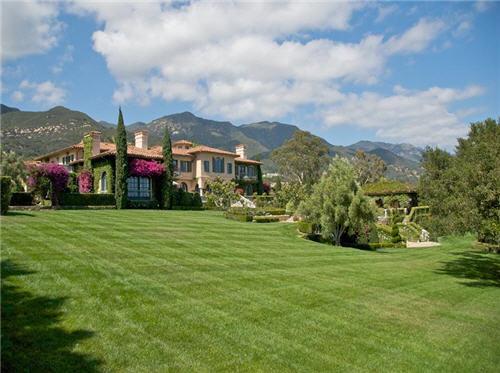 $21.5 Million Magnificent Ocean View Estate in Montecito California 3