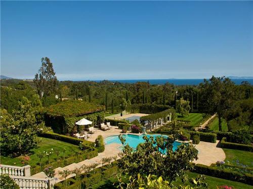 $21.5 Million Magnificent Ocean View Estate in Montecito California 6