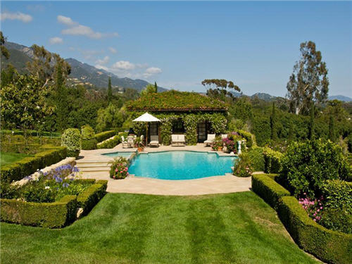 $21.5 Million Magnificent Ocean View Estate in Montecito California 7