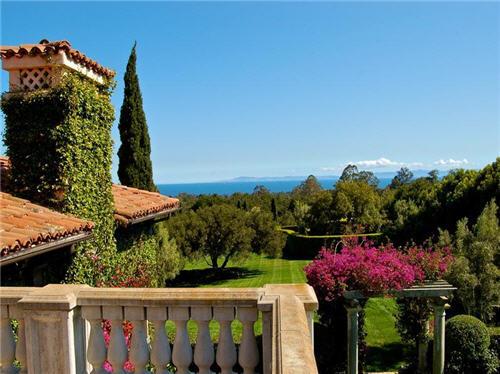 $21.5 Million Magnificent Ocean View Estate in Montecito California 8
