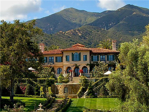 Estate of the day 21 5 million magnificent ocean view for Beautiful homes and great estates pictures