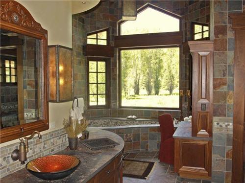 $25.5 Million Mountain Estate in Wilson Wyoming 11