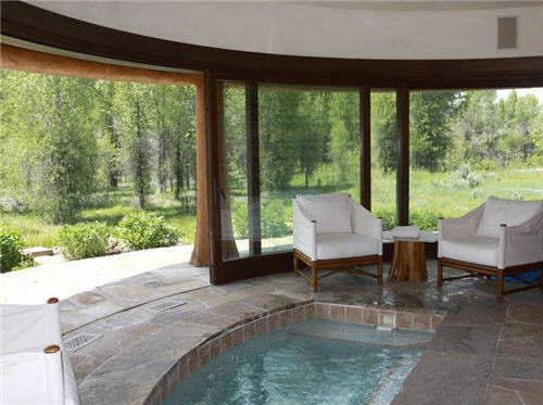 $25.5 Million Mountain Estate in Wilson Wyoming 12