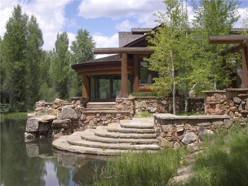 $25.5 Million Mountain Estate in Wilson Wyoming 2