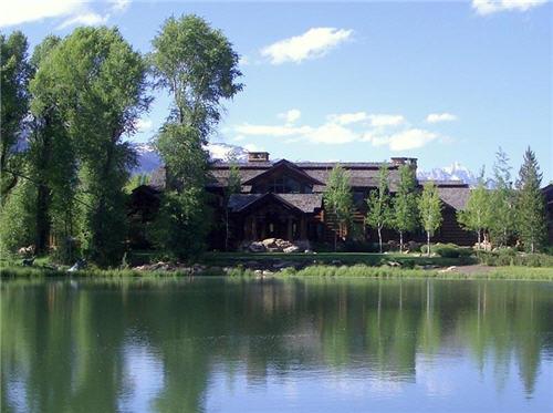 $25.5 Million Mountain Estate in Wilson Wyoming 3