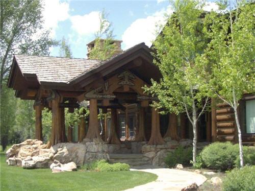 $25.5 Million Mountain Estate in Wilson Wyoming 4