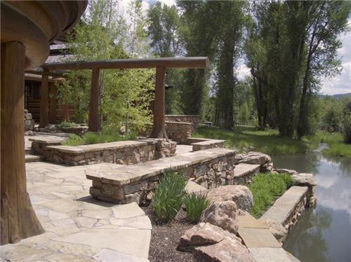 $25.5 Million Mountain Estate in Wilson Wyoming 6