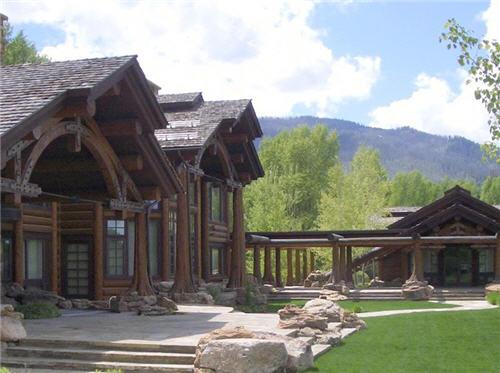 $25.5 Million Mountain Estate in Wilson Wyoming