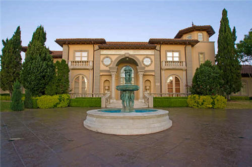 $3.9 Million Premier Gated Estate in Plano Texas