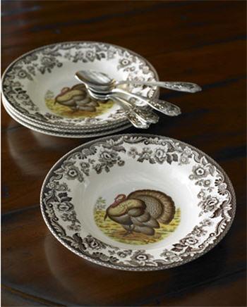 Woodland Dinnerware 2
