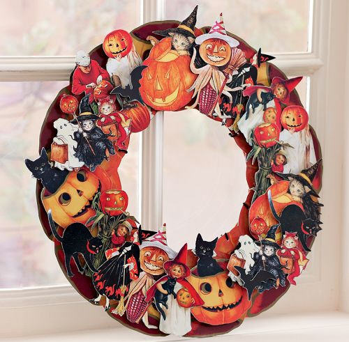 halloween-card-wreath