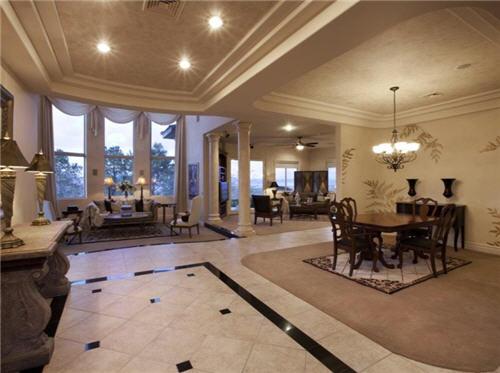 $1.6 Million Dramatic Estate in Henderson Nevada 2