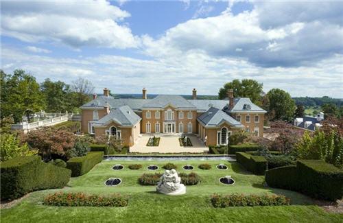 $100 Million Albemarle House in Charlottesville Virginia 12