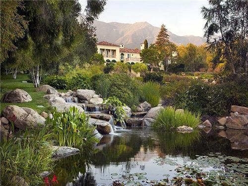 $19.5 Million Mediterranean Style Estate in Santa Barbara California 12