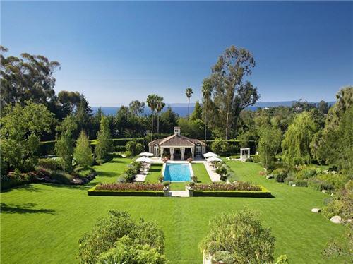 $19.5 Million Mediterranean Style Estate in Santa Barbara California 15