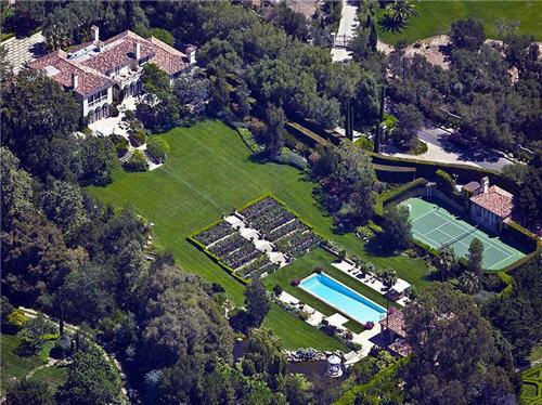$19.5 Million Mediterranean Style Estate in Santa Barbara California 16